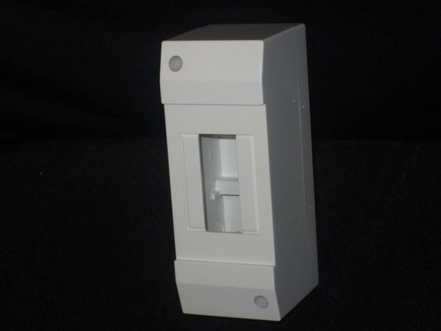 H 2 - 2 pole enclosure